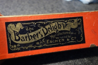 Escher & Co. Barbers Delight No.2_001