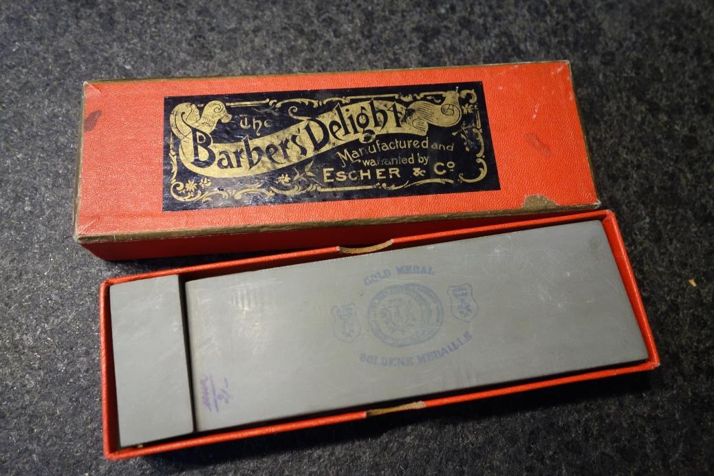 Escher & Co. Barbers Delight No.2_002