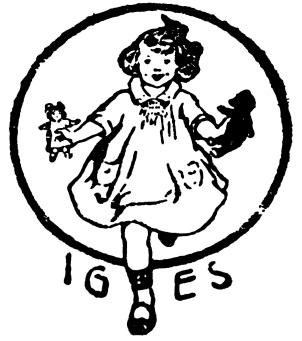 IGES Puppen Logo Var. III groß