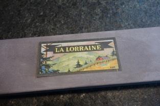 EGS La Lorraine Razor Size