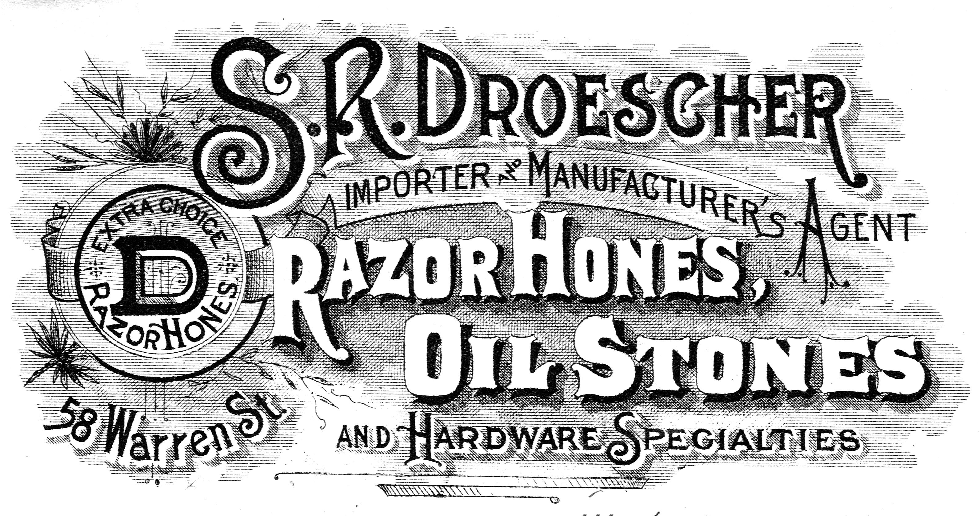 1894_10_05_SR Droescher Letterhead (SRD)