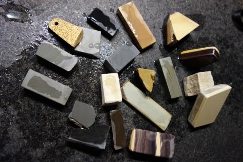 Slurry Stones