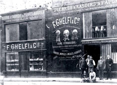 Andrea G. Hollat- F. Ghelfi & Cie.