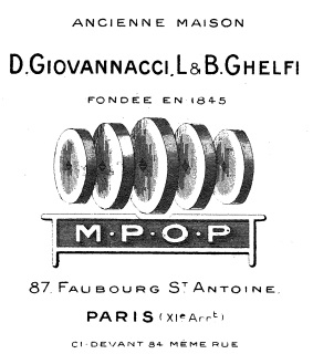 M.P.O.P. Logo