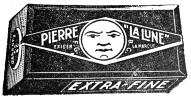 Pierre la Lune printad / Pierre La Lune Printanzeige