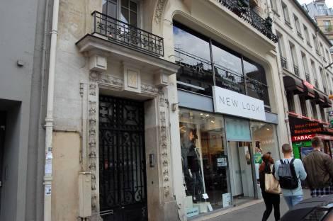 """(C) Alan / Mr. Wilson """"Object BAH-12-1908-55718, Rue Faubourg No. 84, St. Antoine, Paris"""""""