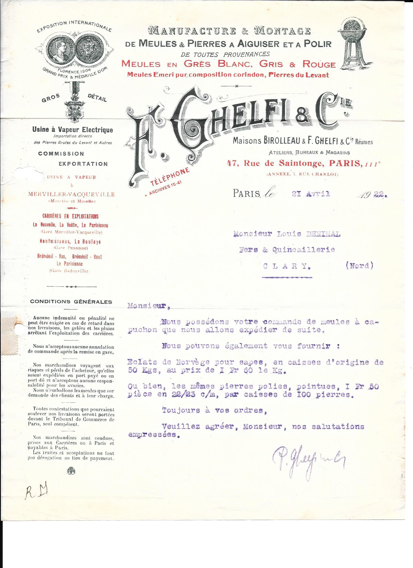 1922-f-ghelfi