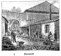 D. Giovannacci, L.&B. Ghelfi, Prix Courant 1897_Entrepôt