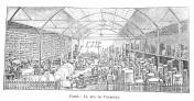 FR: Usine 61 Rue de Charonne Paris / DE: Lager 61 Rue de Charonne Paris / EN: Warehouse 61 Rue de Charonne