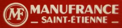 Manufrance Saint-Etienne lable